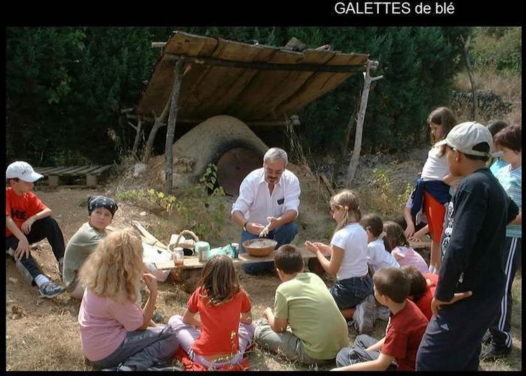 Atelier Reproduire Des Objets Préhistoriques à Belesta