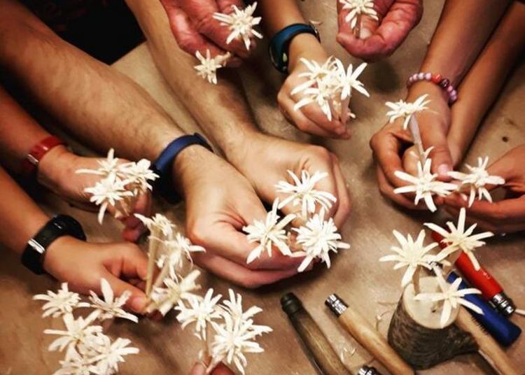 Atelier : Sculpter Un Edelweiss à Annecy