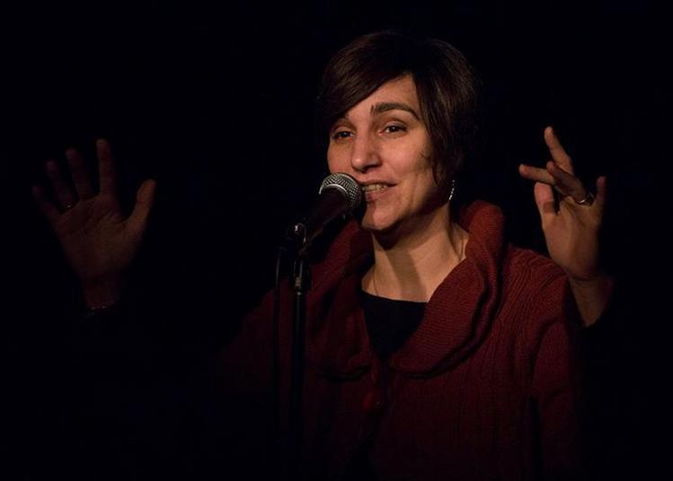 Atelier slam/poésie avec Marie-Clotilde Imbert à Avignon