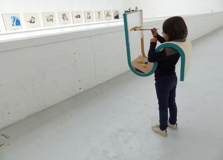Atelier Surprise À Passerelle Centre D'art Contemporain à Brest