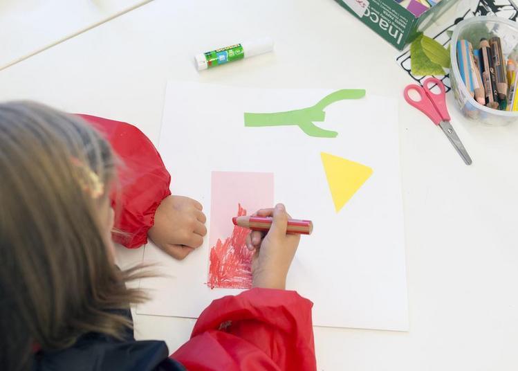 Atelier Touchatou pour les 4-6 ans à Besancon
