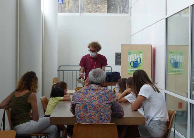 Ateliers Artistiques Et Manuels Autour Des Arts Plastiques, Festival Music'ly à Lyon