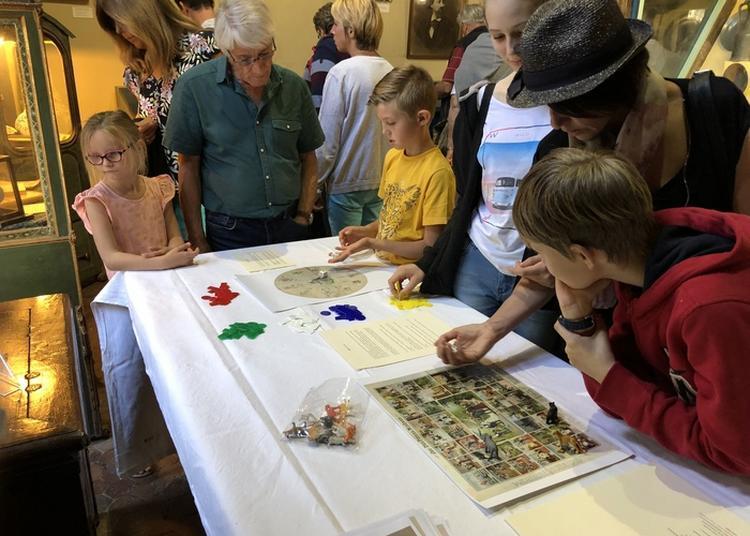 Ateliers Autour De Jeux De Société Anciens à Honfleur