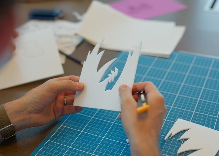 Ateliers Autour Du Livre D'artiste à Vitry sur Seine