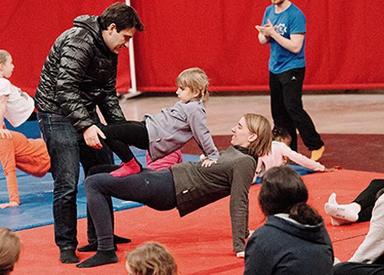 Ateliers Cirque Parents-enfants à Bagneux