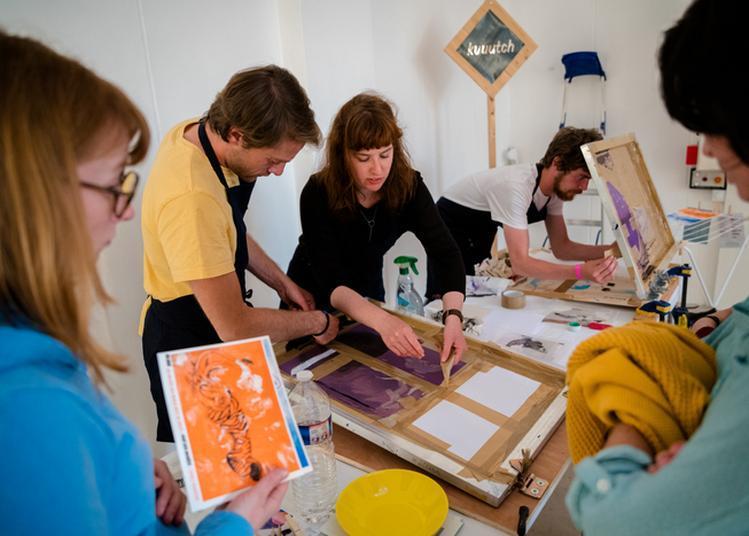 Ateliers Créatifs Avec Kuuutch à Brest