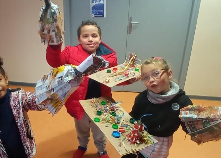 Ateliers Créatifs Pour Les Enfants à Le Tampon