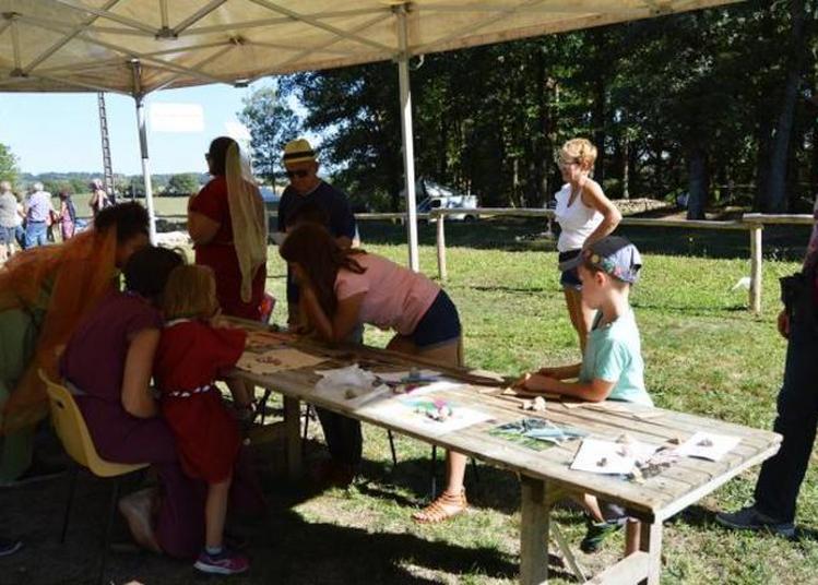 Ateliers Et Activités Ludiques à La Villa à Pierre Buffiere