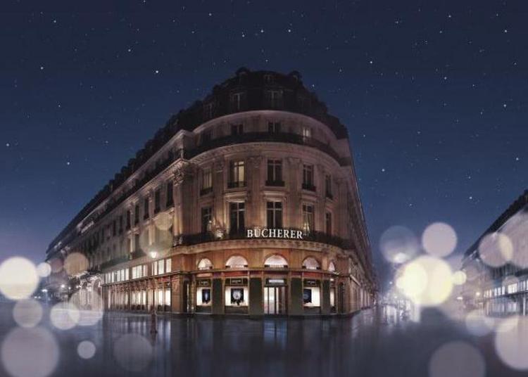 Ateliers Et Animations Uniques Chez Bucherer Paris à Paris 9ème