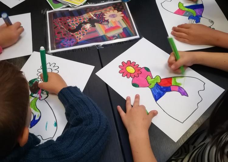 Ateliers Jeune Public à Aix en Provence