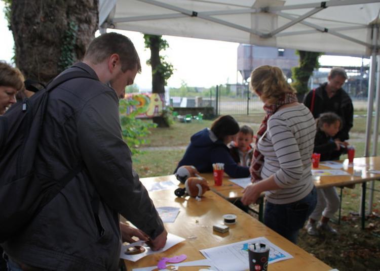 Ateliers Jeune Public Du Haut-fourneau à Uckange