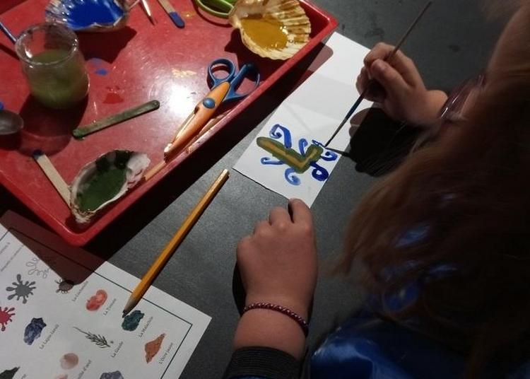 Ateliers Jeune Public L'école Au Moyen Âge à Asnieres sur Vegre