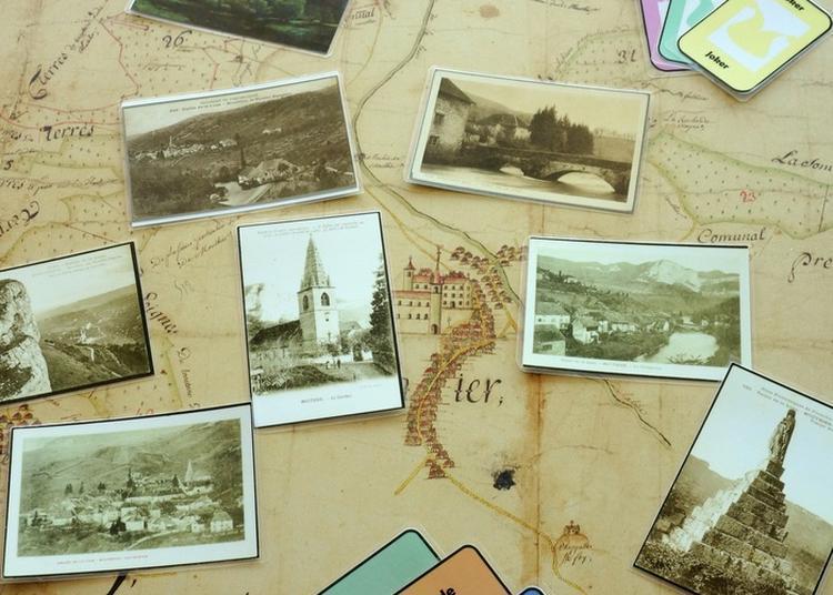 Ateliers Ludiques Évolution Des Paysages De La Vallée De La Loue à Besancon
