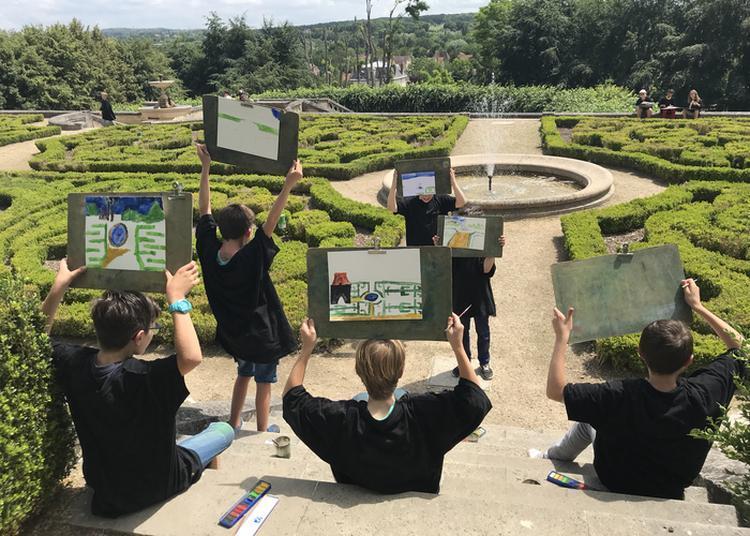 Ateliers Plein Air Gratuits Pour Enfants Au Château D'auvers à Auvers sur Oise