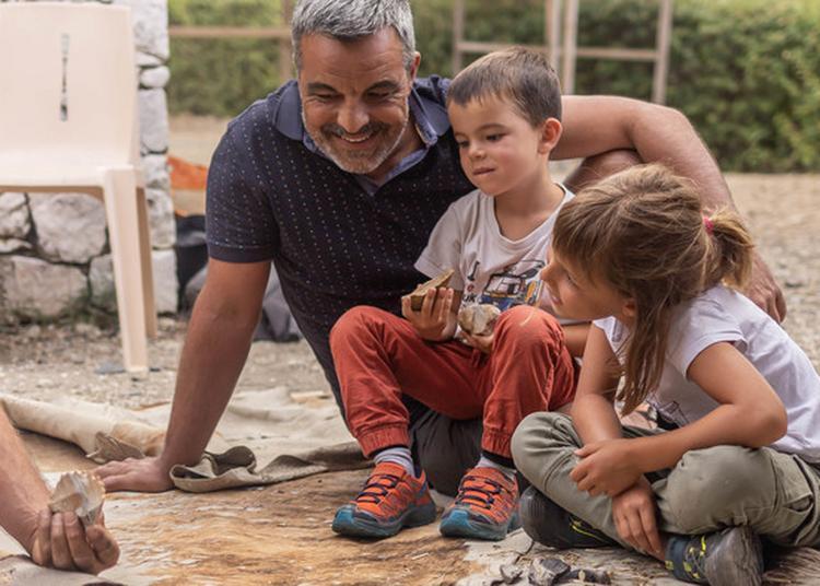 Ateliers Un Voyage En Famille Dans Le Passé ! à Tautavel