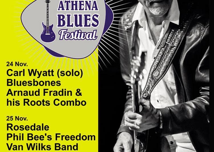 Athena Blues Festival 2017 à Saint Saulve