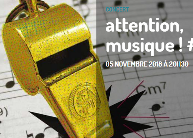 Attention musique à Vitry sur Seine