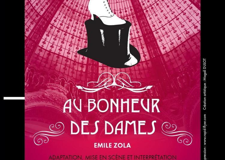 Au Bonheur Des Dames à Paris 14ème