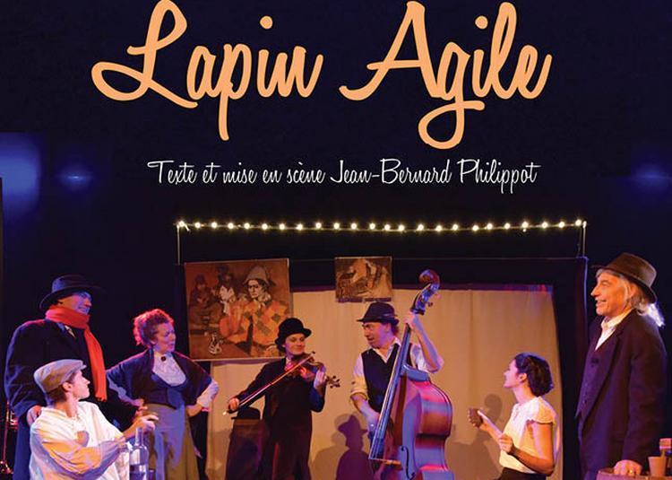 Au Cabaret Du Lapin Agile à Paris 19ème
