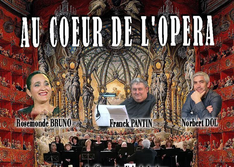 Au Coeur de l'Opéra à Toulon