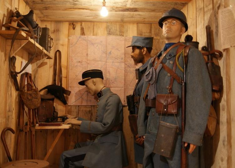 Au Coeur De La Première Guerre Mondiale à Pierre Percee