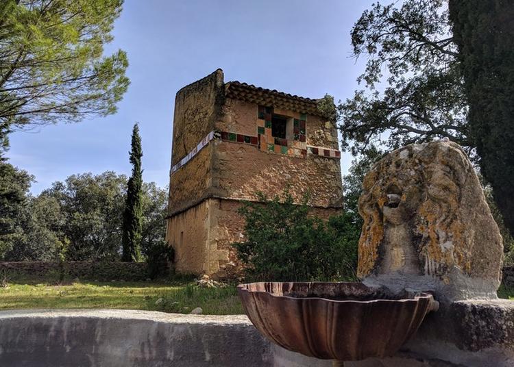 Au Coeur De La Provence - Visite Libre Du Domaine Saint-antonin à Jouques