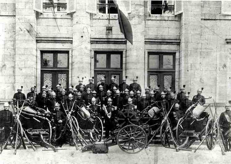 Au Feu ! Une Histoire De La Compagnie Des Sapeurs-pompiers De Pontivy