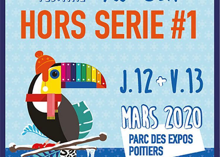 Au Fil Du Son - Hors Serie #1 - P2j à Poitiers