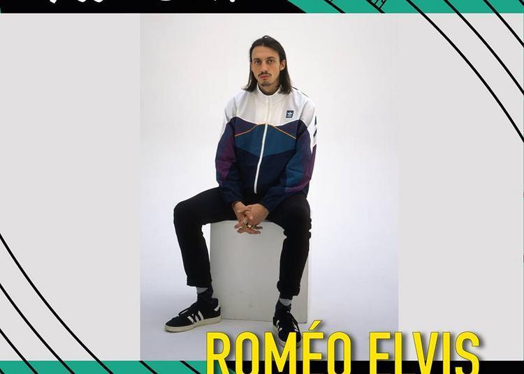 Roméo Elvis à Civray