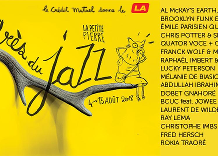 Au Grès du Jazz - Le Petite Pierre 2018