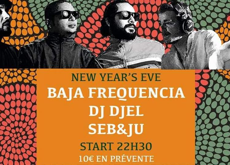 2020 Au Makeda : Baja Frequencia - Dj Djel - Seb&ju à Marseille