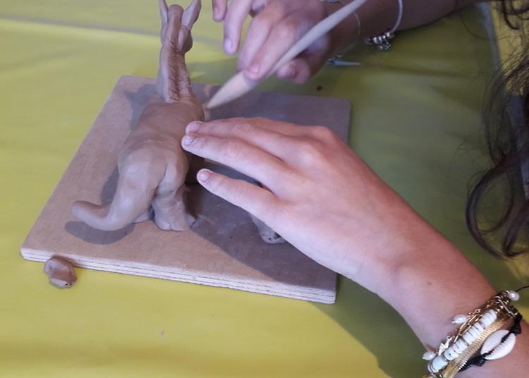Au Musée En Famille : Parcours Ludique De L'exposition Temporaire Suivi D'un Atelier Modelage à Mont de Marsan