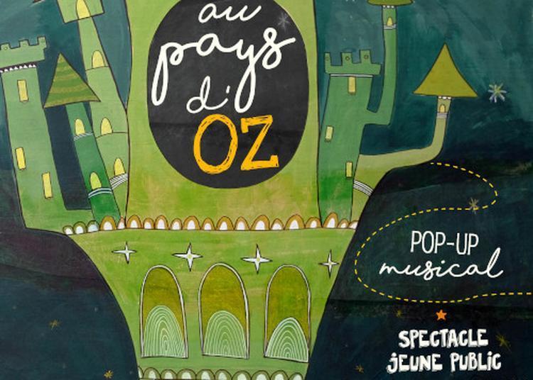 Au pays d'Oz à Marcay