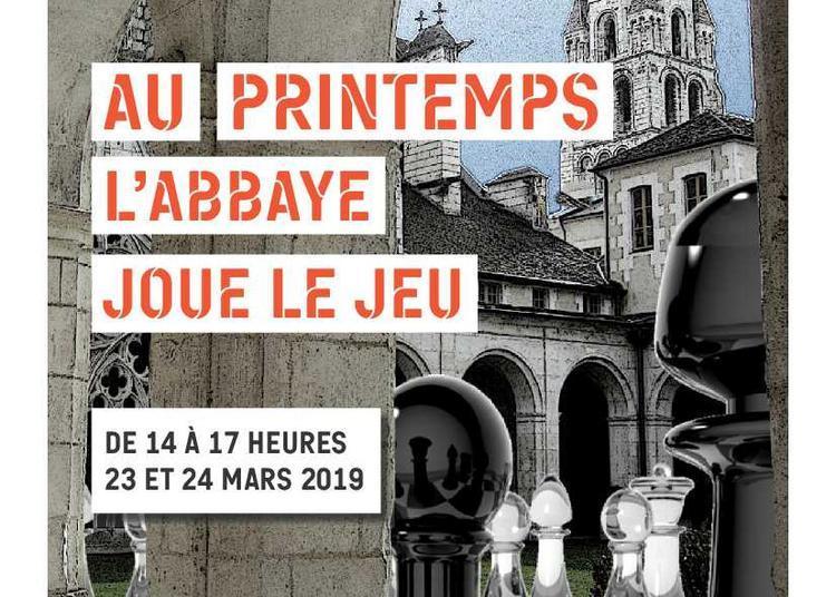 Au Printemps, l'Abbaye joue le jeu à Auxerre