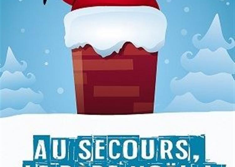 Au Secours, Le Père Noël A Besoin D'Aide à Angers