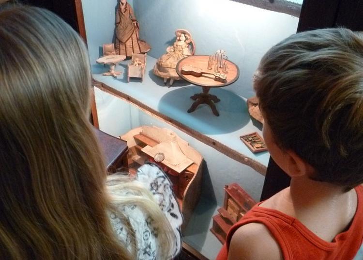 Audioguides Jeunes Visiteurs Pour Une Visite Poétique Du Musée à Agde