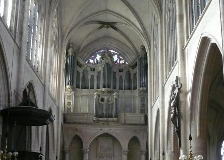 Audition D'orgue à Paris 1er