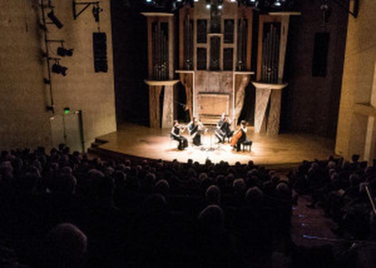 Audition De Quatuors Internationaux à Paris 19ème