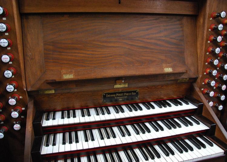 Audition Et Présentation De L'orgue à Rodez