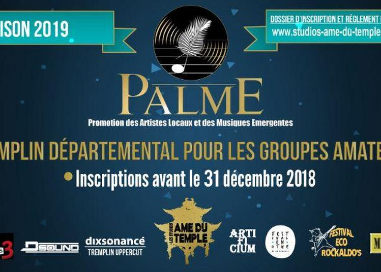 Auditions PALME 2018 à Troyes