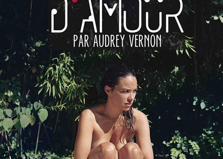 Audrey Vernon à Nice