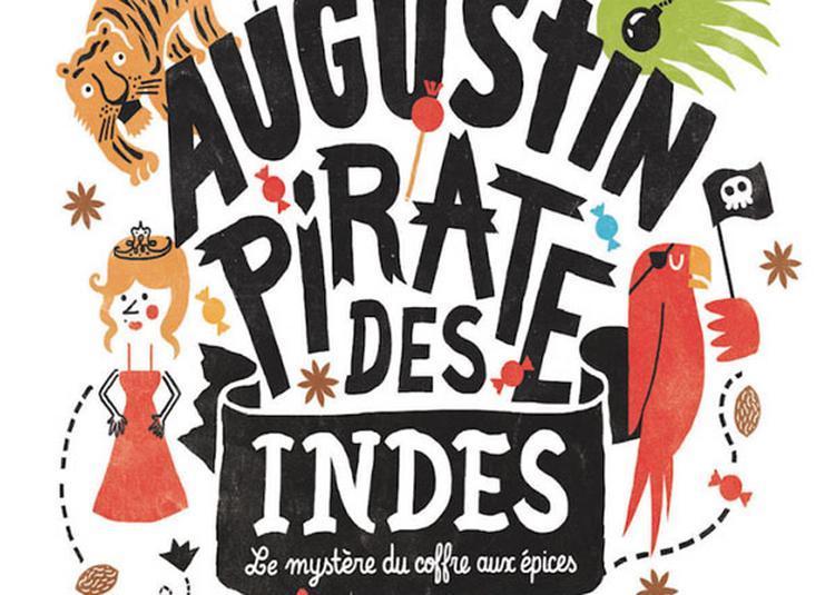 Augustin Pirate Des Indes à Versailles