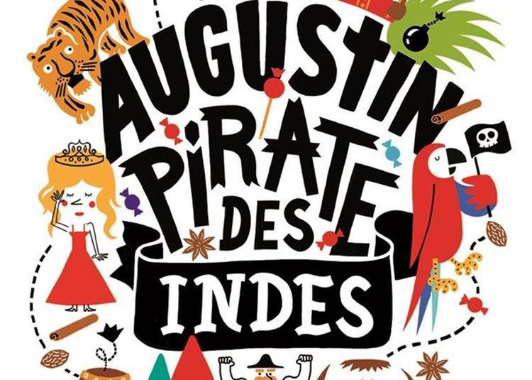 Augustin Pirate Des Indes à Avignon