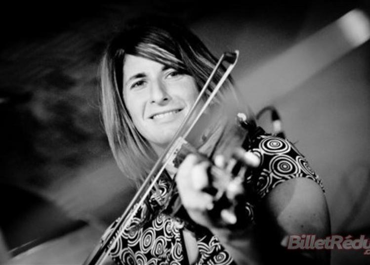 Aurore Voilqué Quartet à Le Blanc Mesnil