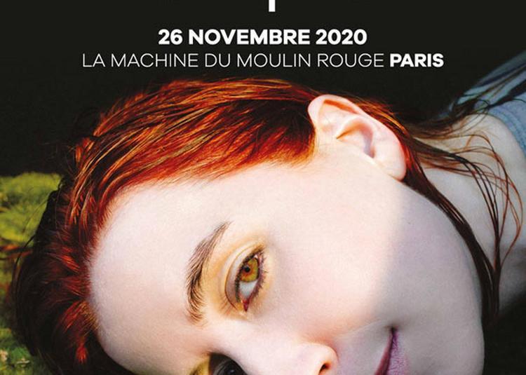 Austra à Paris 18ème