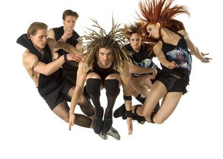 Australian Dance Theatre à Paris 16ème