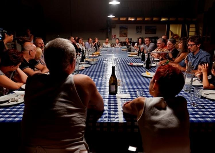 Autour d'une table, petits échecs sans importance à Juvisy sur Orge