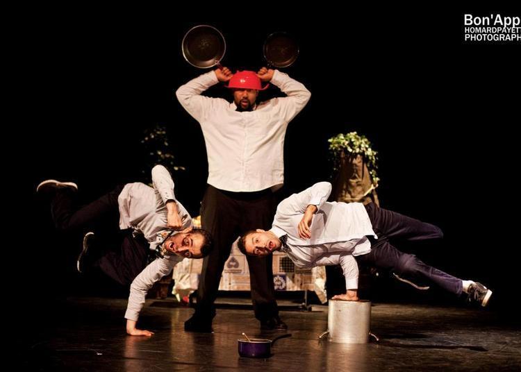Autour du ballet chorégraphique à Roubaix