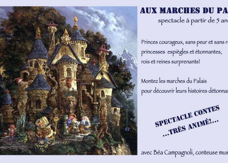 Aux Marches Du Palais à Avignon