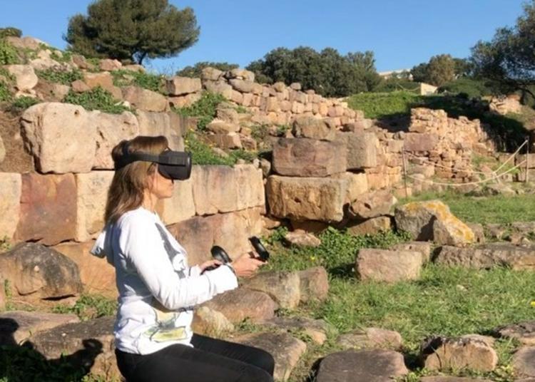 Aux Origines D'olbia - Visite Virtuelle à Hyeres